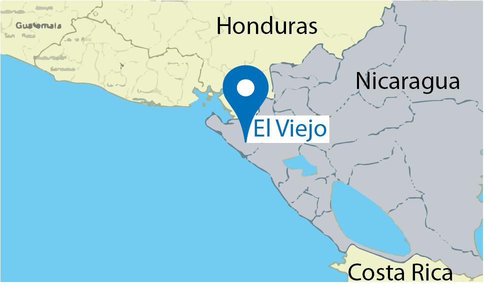 Kaartje Nicaragua